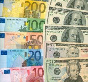 Eurod ja dollarid