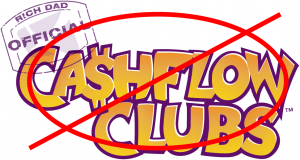 No Official CASHFLOW Club